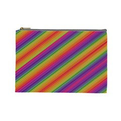 Spectrum Psychedelic Cosmetic Bag (large)