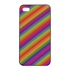 Spectrum Psychedelic Apple Iphone 4/4s Seamless Case (black)