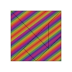 Spectrum Psychedelic Acrylic Tangram Puzzle (4  X 4 )