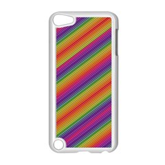Spectrum Psychedelic Apple Ipod Touch 5 Case (white)