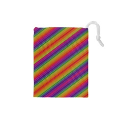 Spectrum Psychedelic Drawstring Pouches (small)
