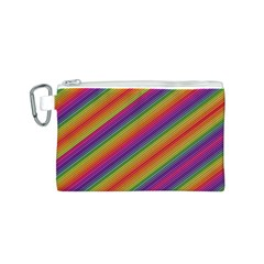 Spectrum Psychedelic Canvas Cosmetic Bag (s)