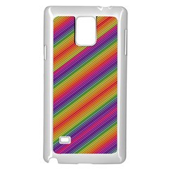 Spectrum Psychedelic Samsung Galaxy Note 4 Case (white)