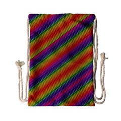 Spectrum Psychedelic Drawstring Bag (small)