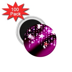 Background Christmas Star Advent 1 75  Magnets (100 Pack)
