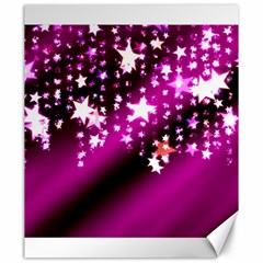 Background Christmas Star Advent Canvas 20  X 24