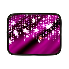 Background Christmas Star Advent Netbook Case (small)