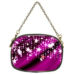Background Christmas Star Advent Chain Purses (one Side)