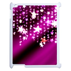 Background Christmas Star Advent Apple Ipad 2 Case (white)