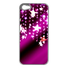 Background Christmas Star Advent Apple Iphone 5 Case (silver)