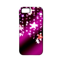 Background Christmas Star Advent Apple Iphone 5 Classic Hardshell Case (pc+silicone)