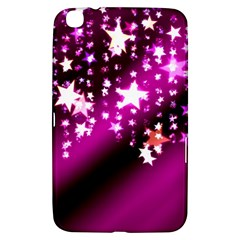 Background Christmas Star Advent Samsung Galaxy Tab 3 (8 ) T3100 Hardshell Case