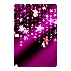 Background Christmas Star Advent Samsung Galaxy Tab Pro 10 1 Hardshell Case