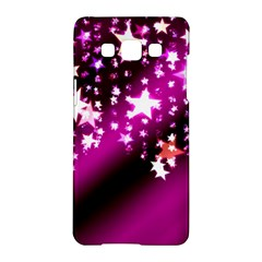 Background Christmas Star Advent Samsung Galaxy A5 Hardshell Case