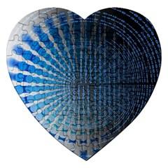 Data Computer Internet Online Jigsaw Puzzle (heart)