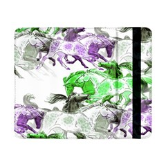 Horse Horses Animal World Green Samsung Galaxy Tab Pro 8 4  Flip Case