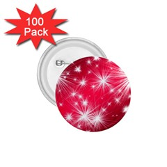 Christmas Star Advent Background 1 75  Buttons (100 Pack)