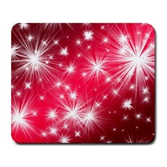 Christmas Star Advent Background Large Mousepads