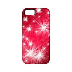 Christmas Star Advent Background Apple Iphone 5 Classic Hardshell Case (pc+silicone)