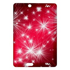 Christmas Star Advent Background Amazon Kindle Fire Hd (2013) Hardshell Case