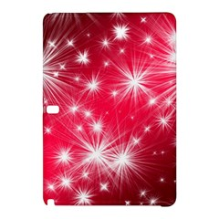 Christmas Star Advent Background Samsung Galaxy Tab Pro 12 2 Hardshell Case