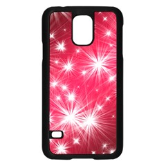 Christmas Star Advent Background Samsung Galaxy S5 Case (black)