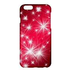 Christmas Star Advent Background Apple Iphone 6 Plus/6s Plus Hardshell Case