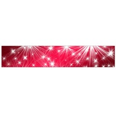Christmas Star Advent Background Large Flano Scarf