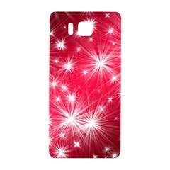 Christmas Star Advent Background Samsung Galaxy Alpha Hardshell Back Case