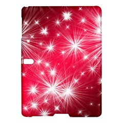 Christmas Star Advent Background Samsung Galaxy Tab S (10 5 ) Hardshell Case
