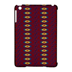 Geometric Pattern Apple Ipad Mini Hardshell Case (compatible With Smart Cover)