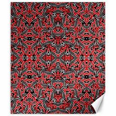 Exotic Intricate Modern Pattern Canvas 20  X 24