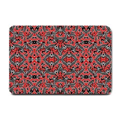 Exotic Intricate Modern Pattern Small Doormat