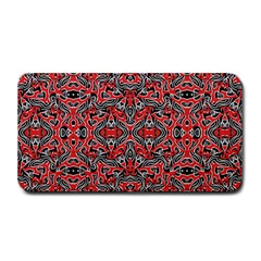 Exotic Intricate Modern Pattern Medium Bar Mats