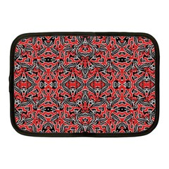 Exotic Intricate Modern Pattern Netbook Case (medium)
