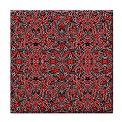 Exotic Intricate Modern Pattern Face Towel