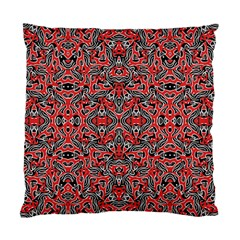 Exotic Intricate Modern Pattern Standard Cushion Case (one Side)