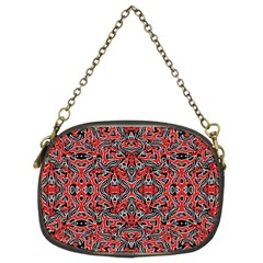 Exotic Intricate Modern Pattern Chain Purses (two Sides)