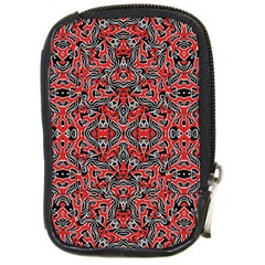 Exotic Intricate Modern Pattern Compact Camera Cases