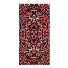 Exotic Intricate Modern Pattern Shower Curtain 36  X 72  (stall)