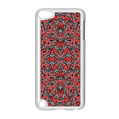 Exotic Intricate Modern Pattern Apple Ipod Touch 5 Case (white)