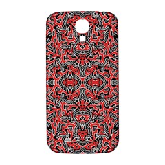 Exotic Intricate Modern Pattern Samsung Galaxy S4 I9500/i9505  Hardshell Back Case