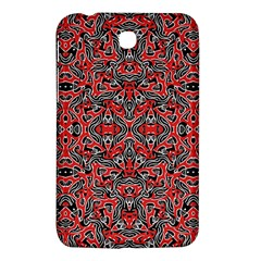 Exotic Intricate Modern Pattern Samsung Galaxy Tab 3 (7 ) P3200 Hardshell Case