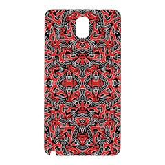 Exotic Intricate Modern Pattern Samsung Galaxy Note 3 N9005 Hardshell Back Case