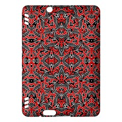 Exotic Intricate Modern Pattern Kindle Fire Hdx Hardshell Case