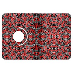 Exotic Intricate Modern Pattern Kindle Fire Hdx Flip 360 Case
