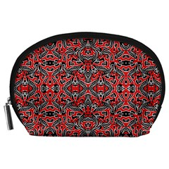 Exotic Intricate Modern Pattern Accessory Pouches (large)