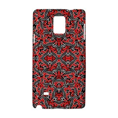 Exotic Intricate Modern Pattern Samsung Galaxy Note 4 Hardshell Case
