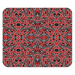Exotic Intricate Modern Pattern Double Sided Flano Blanket (small)