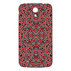 Exotic Intricate Modern Pattern Samsung Galaxy Mega I9200 Hardshell Back Case
